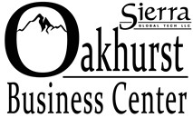 Oakhurst Business Center, Oakhurst CA